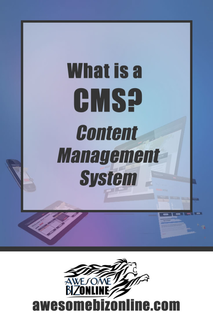 what-is-cms