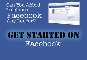 Get Started On Facebook Cheatsheet