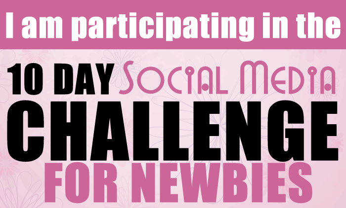 Join the 10 Day Social Media Challenge http://bit.ly/1JAoN0F