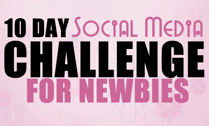 Join the 10 Day Social Media Challenge  by Awesome Biz Online http://bit.ly/1JAoN0F